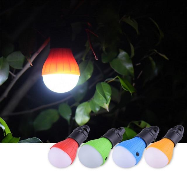 1 Pcs Outdoor Portable Mini Tool Camping Equipment Lantern Tent Light 3