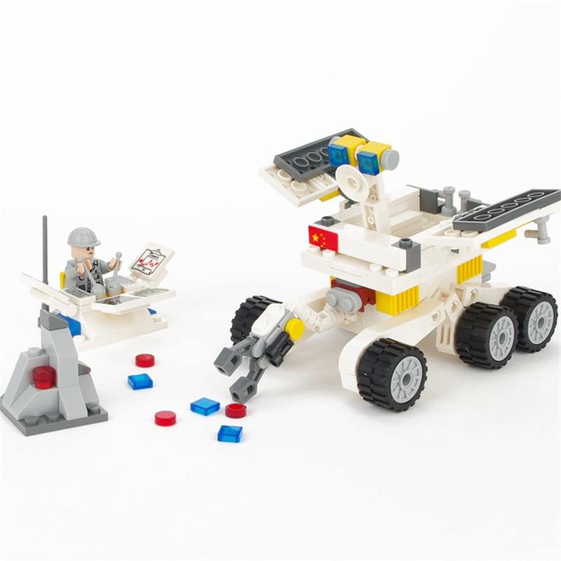 GUDI City Space Universe Blocks 238pcs Bricks Building Block Sets Educational Toys For Children 8811