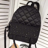 WG06305 модный роскошный рюкзак простой Портативный складной Европе дизайнер рюкзак Европе Бренд Взлетно посадочной полосы Чемодан сумка