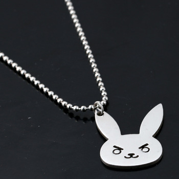 Overwatch Game Stainless Steel Necklace12