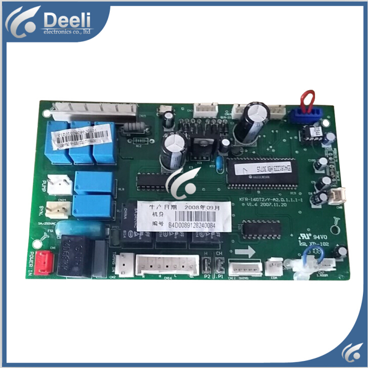 Подробнее о 95% new good working for air conditioning Computer board KFR-160T2/Y-A2.D.1.1.1-1 control board on sale 95% new good working for daikin air conditioning computer board 2pb26545 1 ex304 2 fty35fv1c control board