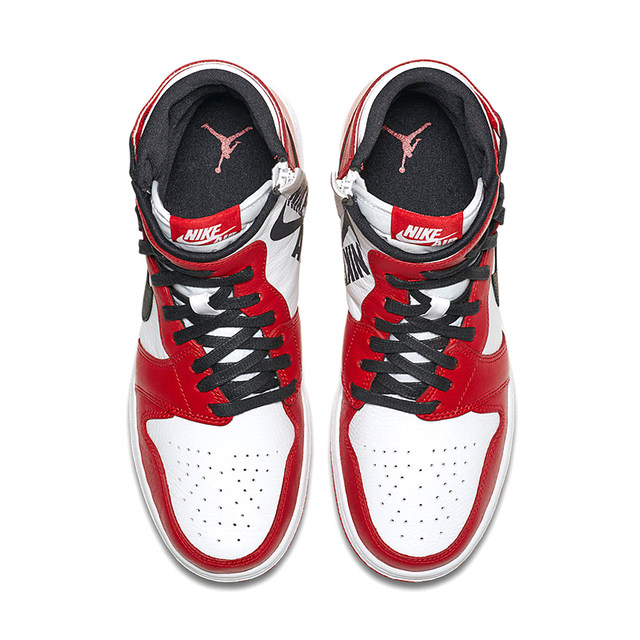 01e4f9025f1 Nike AIR JORDAN 1 REBEL XX OG Women Basketball Shoes, Red & Blue/White & Red,  Shock Absorbing Breathable AT4151 001 AT4151 100