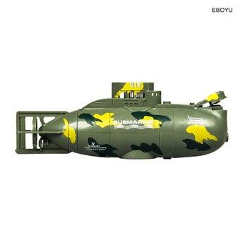 6CH Speed Radio RC Electric Mini Submarine 2