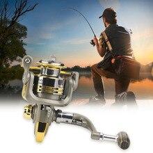 Yumoshi GS Series Fish reel Fishion Various Model Fishing Gear Eight Shaft Semimetal Spinning Wheel Fishing Tackle Newest