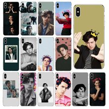 Ruicaica American TV Riverdale Series Transparent Soft Phone Case Cover for Apple iPhone 8 7 6 6S Plus X XS MAX 5 5S SE XR