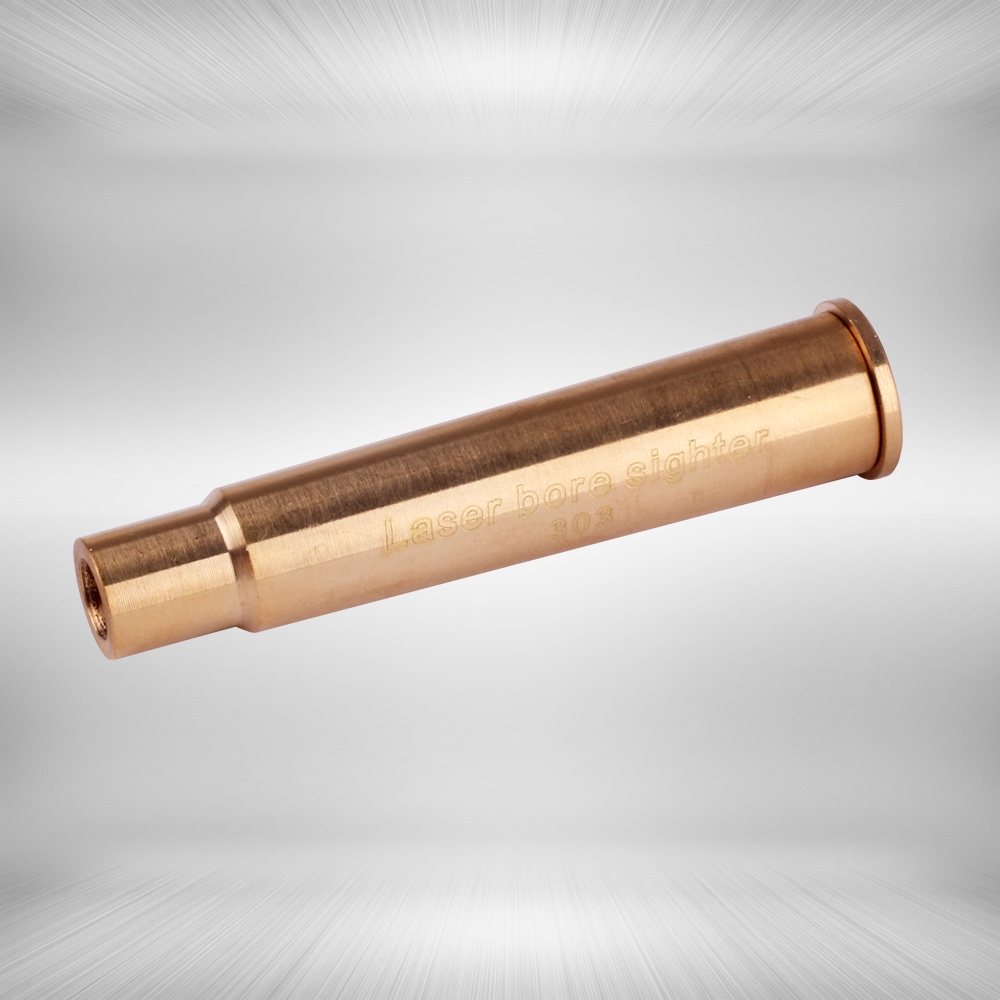 Ohhunt CAL 303 Cartridge Red Laser Bore Sighter Boresighter Sighting Sight Boresight Colimador For Rifle