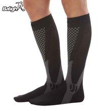 Men/Women Professional Compression Running Stocking High-quality Marathon Sports Socks Quick-Dry Bicycle Socks running socks men цена и фото