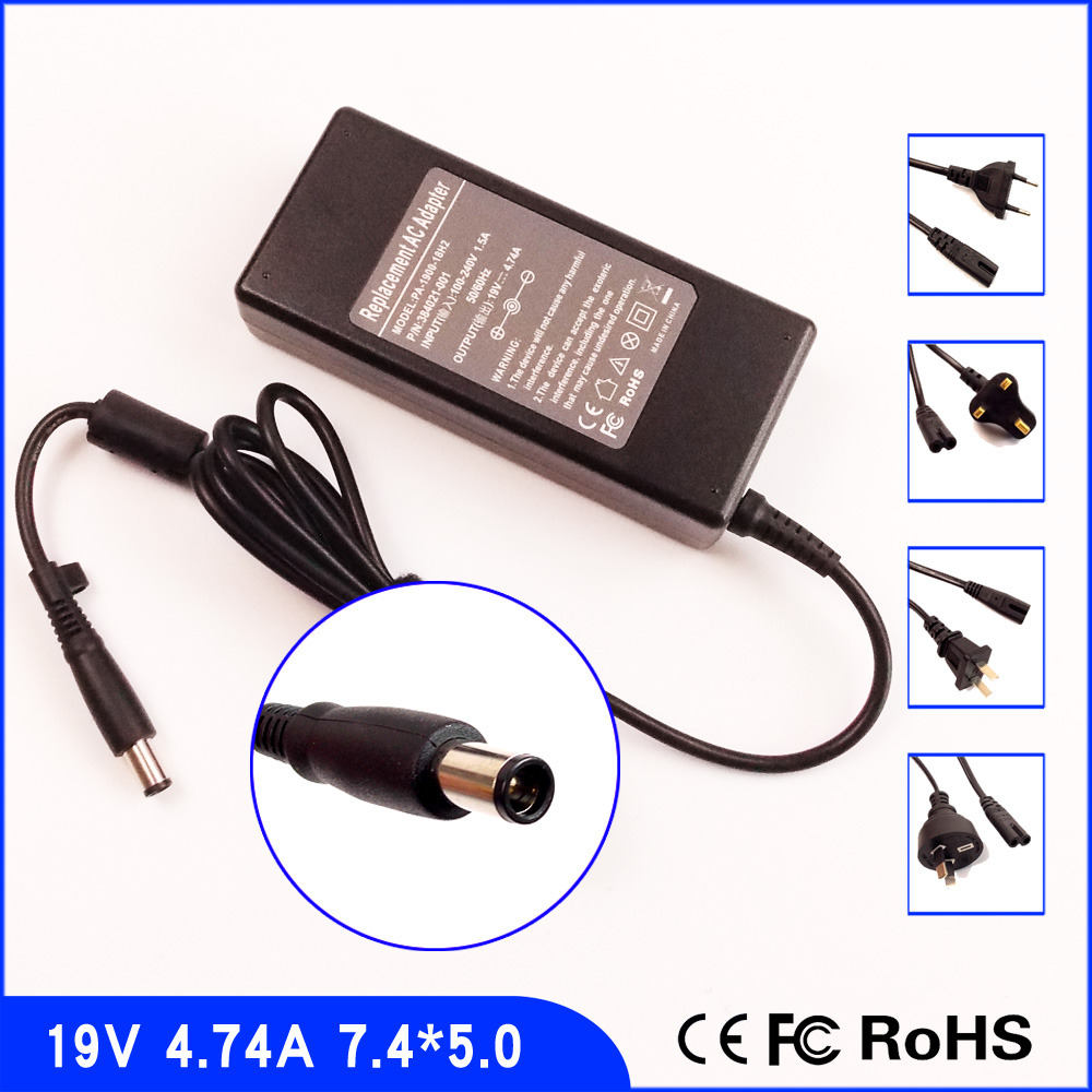 19v 474a Laptop Ac Adapter Power Supply Cord For Hp G30 G40 G50 Switch Lenovo G485 G60 G70 G4 G6 G15 G32 G41 G42 G45 G51 G52 G53