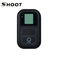 Waterproof Wireless Wifi Remote Control With 0 8 Inch LCD For GoPro Hero 5 4 3