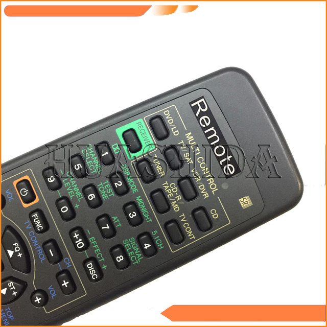 New for Pioneer Audio/Video Home Theater Remote Control AXD7247 Supplied with models: VSX-D309 VSX-D409 VSX-D510