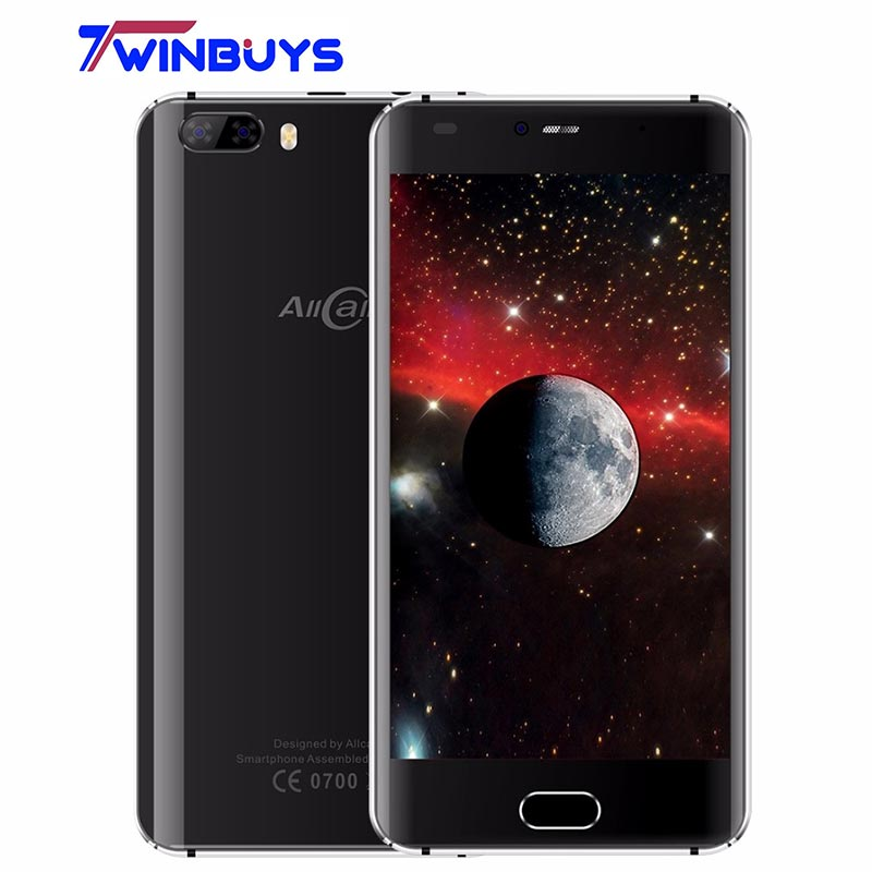 "bilder für Original Allcall Rio 5,0 ""HD Android 7.0 Smartphone 2 rückseite kameras MTK6580A Quad Core 1 GB + 16 GB 8.0MP 2700 mah OTG 3G Handy"