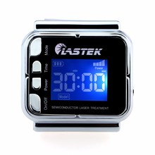 2017 Control blood pressure 650nm soft laser healthy natural dropshipping smart watch
