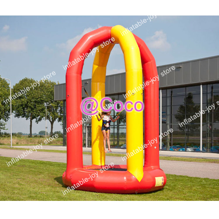 Trampoline Parts Center Coupon Code: Free Ship!3m Diameter, 5m Tall Inflatable Bungee