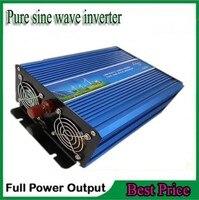 Invertor де энергия солнечного fotovoltaica DC12V до 220 В 1500 Вт Чистая Синусоида Инвертор off сетка tie, портативный Преобразователь солнечной энергии