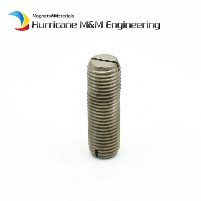 24/50 pcs 3/8 24*30 US Units Imperial Units Titanium Bolt Ti Bolts Steel Color Grade 2 Column Titanium Screw Ti Fastener