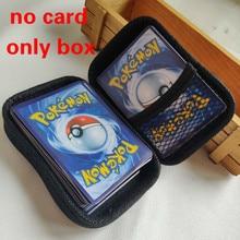 100 емкость держатель для карт блокнот жесткий чехол держатель для карт для Pokemon CCG MTG Magic Yugioh настольная игра карты Книга рукав держатель