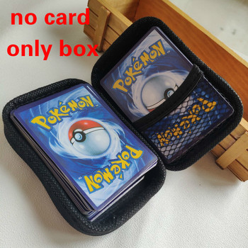 100 Capacity Cards Holder Notebook Hard Case Card Holder For Pokemon CCG MTG Magic Yugioh Board Game Cards Book Sleeve Holder