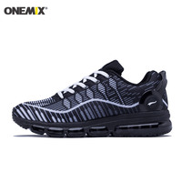 Onemix Hot Sales Music Rhythm Men Autumn Winter Breathable Air Cusion Sneakers Running Shoes Sports Shoes