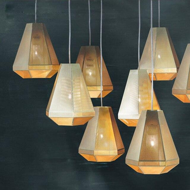 Modern Stainless Steel Pendant Lights Restaurant Chrome Globle Lamps Kitchen Hanging Light Fixture Luminaira