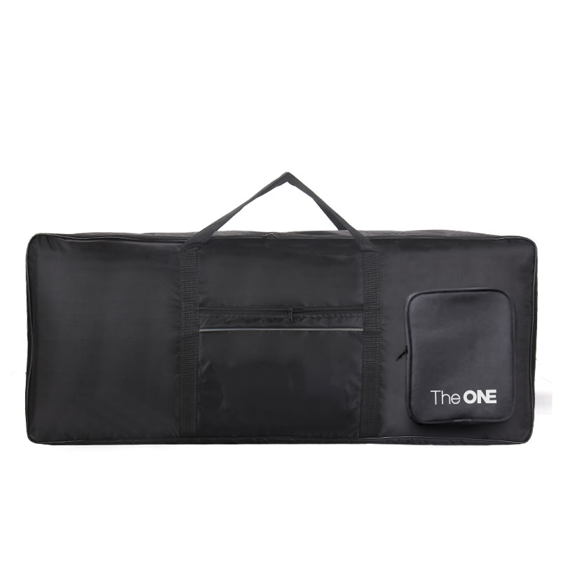 Digital Keyboard Bag Black Color Nylon Waterproof Electronic Organ Cover Case For 61keys Keyboard