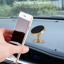 Universele Autohouder 360 Graden Magnetische Auto Telefoon Houder GPS Stand Air Vent Magneet Mount voor iPhone X 7 Xs max