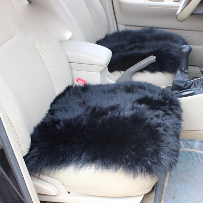 KKYSYELVA Piel cubiertas del volante del coche Invierno climatizada - Accesorios de interior de coche - foto 6
