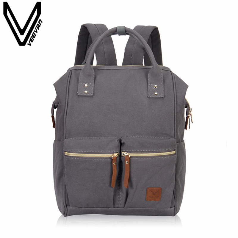 VEEVANV New Designer Men Backpacks Vintage Travel Bag Canvas School Backpack Female Shoulder Bag Fashion Rucksack Laptop Bookbag new fashion vintage backpack canvas backpack teens leisure travel school bags laptop computers unisex backpacks men backpack