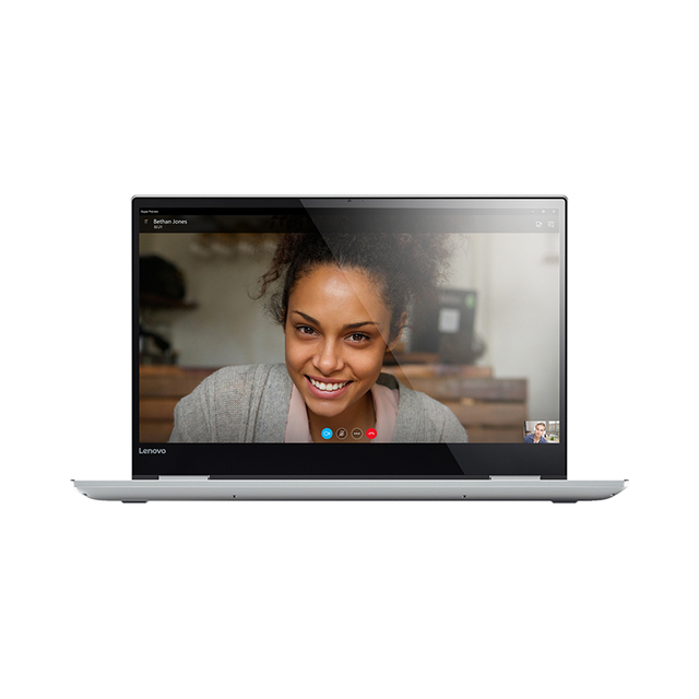 "Ноутбук Lenovo YOGA 720-15IKB 15.6""/7300HQ/8GB/256GB/noODD/GTX1050 4GB/Win10/Platinum (80X70031RK)"