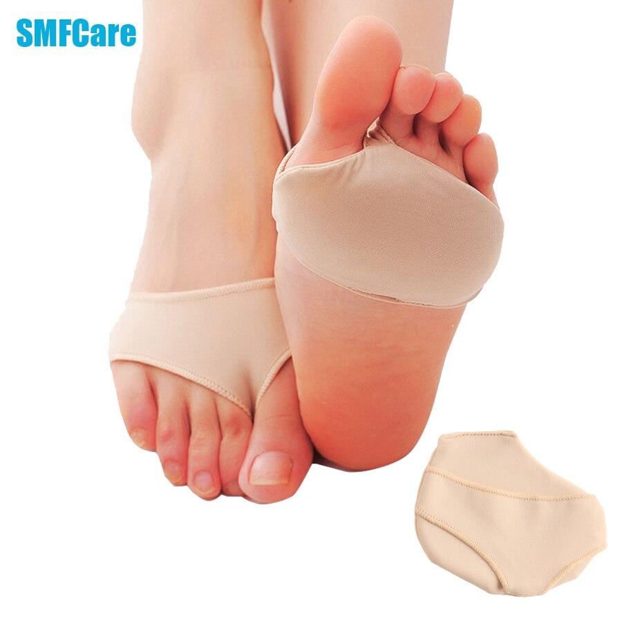 1 Paar Neue Gel Silikon Einlegesohlen Für Schuhe Ferse Protektoren Weibliche Hälfte Pad Mehrfarbige Transparente Vorfuß Pad Für Frauen Geschenke Schuhzubehör