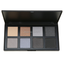 8 Color Eyeshadow Palette Makeup Pallete Earth Warm Shimmer Matte Beauty Smoky Naked Eye shadow Eyes Powder For Party C