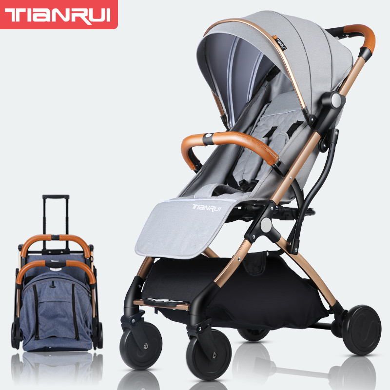 Original Yoya Baby Stroller Trolley Car trolley Folding Baby Carriage Bebek Arabasi Buggy Lightweight Pram Babyzen Yoyo Strolle