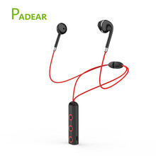 Sports Bluetooth Earphone,Wireless Stereo Headsets 5 hours Listening Sports Earbuds Headphones for apple iphone android