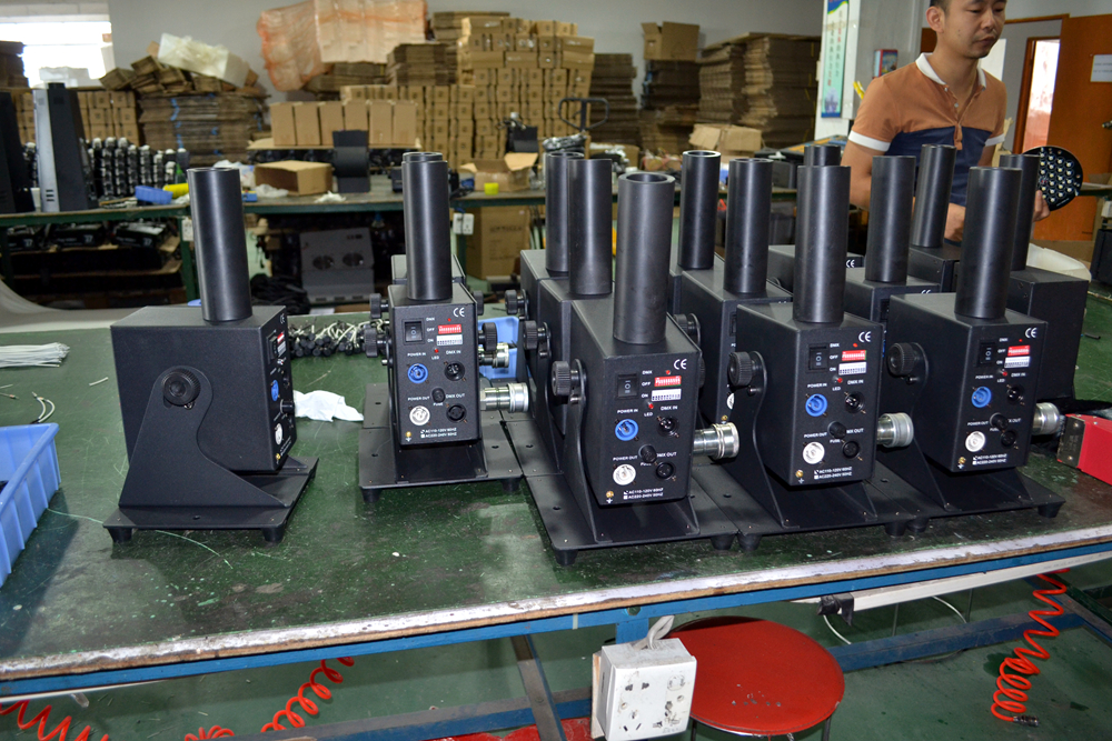 fabrica de alta strobe ip20 tira conduzida bar 04