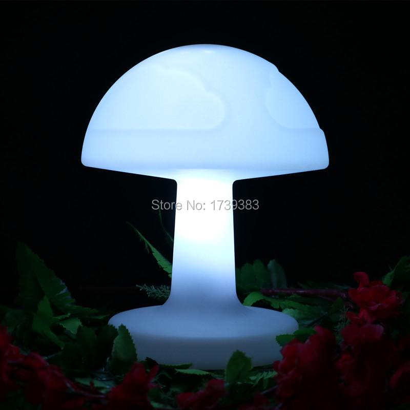 LED mood light table lamp Rechargeable (2)