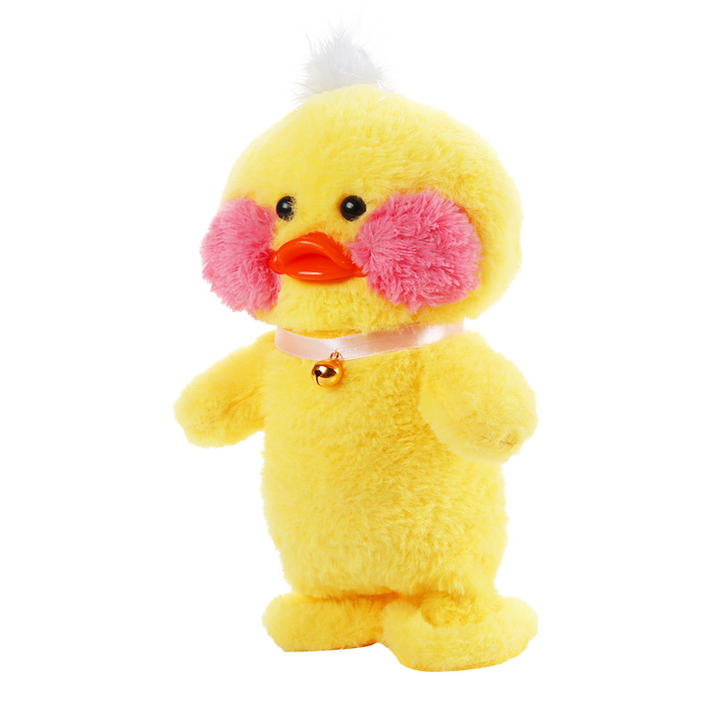 Talking yellow duck Cute Baby Electronic Pets Toys Plush Dolls Sound Record Speaking Duck Talking Toy Educational Stuffed Gift