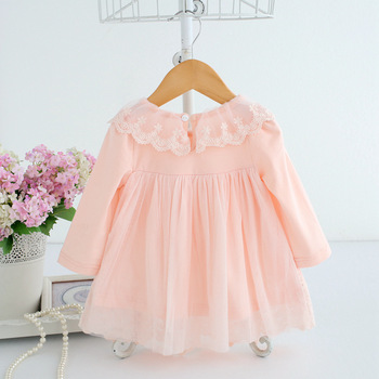 Baby Girl Dress Beautiful And Simple For Birthday 1