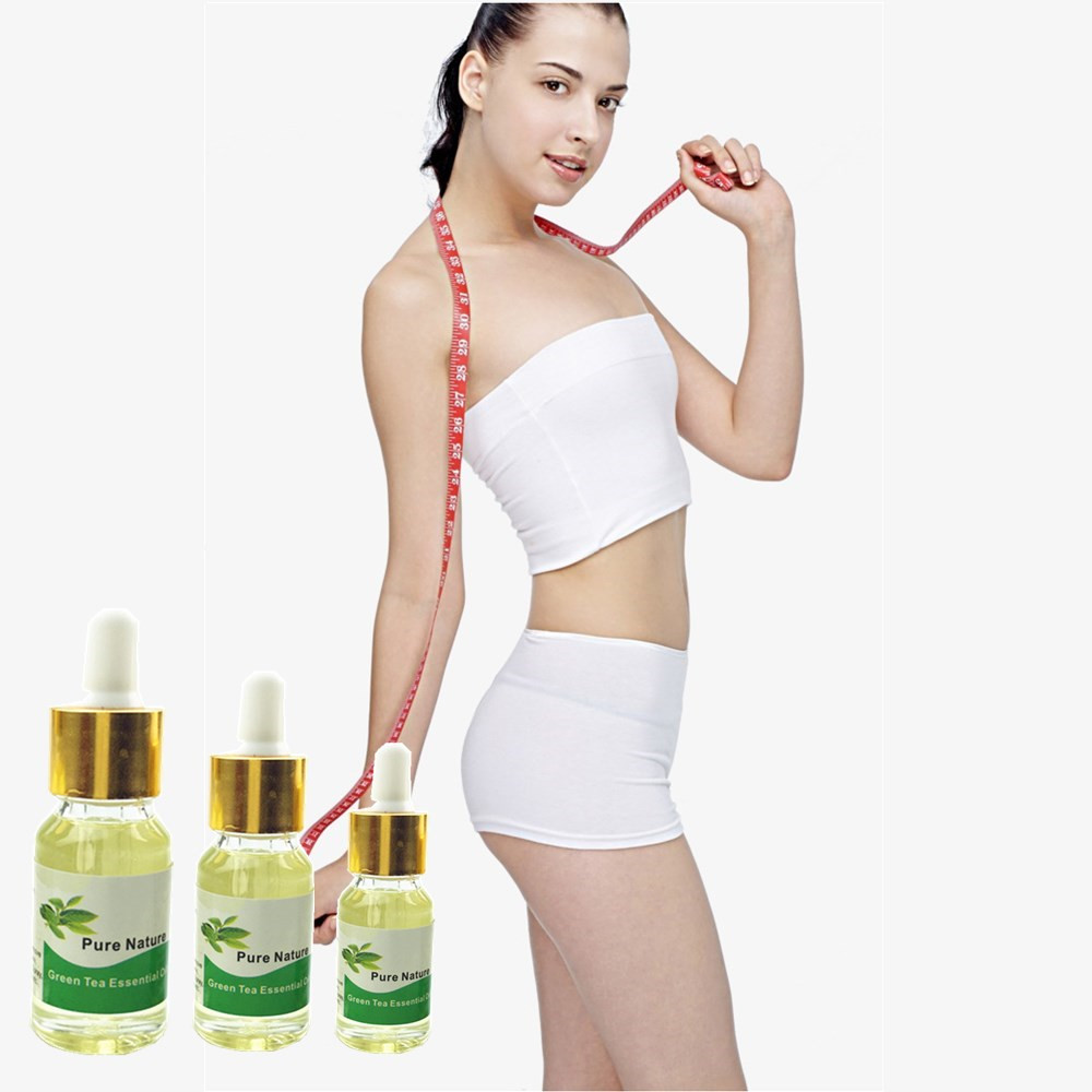 5 10 15ml Green Tea Weight Loss Cream Lose Weight Detox