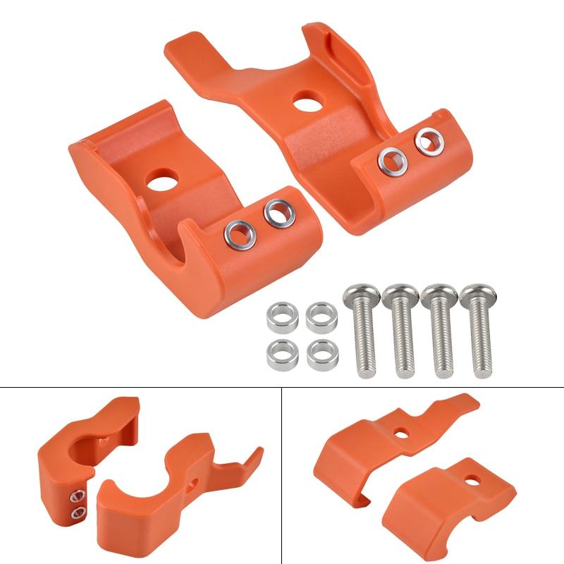 Защитная крышка башмака вилки для KTM EXC SXF EXCF XCW SX XC XCF 125 250 350 450 525 530 300-2003 2014 2013 2012 2011