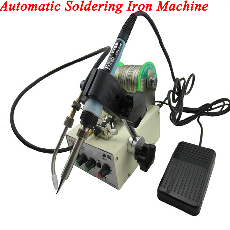 Automatic Soldering Iron Machine Tin Feeding Constant Temperature Soldering Iron Pedal Soldering Machine Fixed Type Iron F3100 1pcs automatic soldering iron machine tin feeding constant temperature soldering iron pedal soldering machine fixed type iron