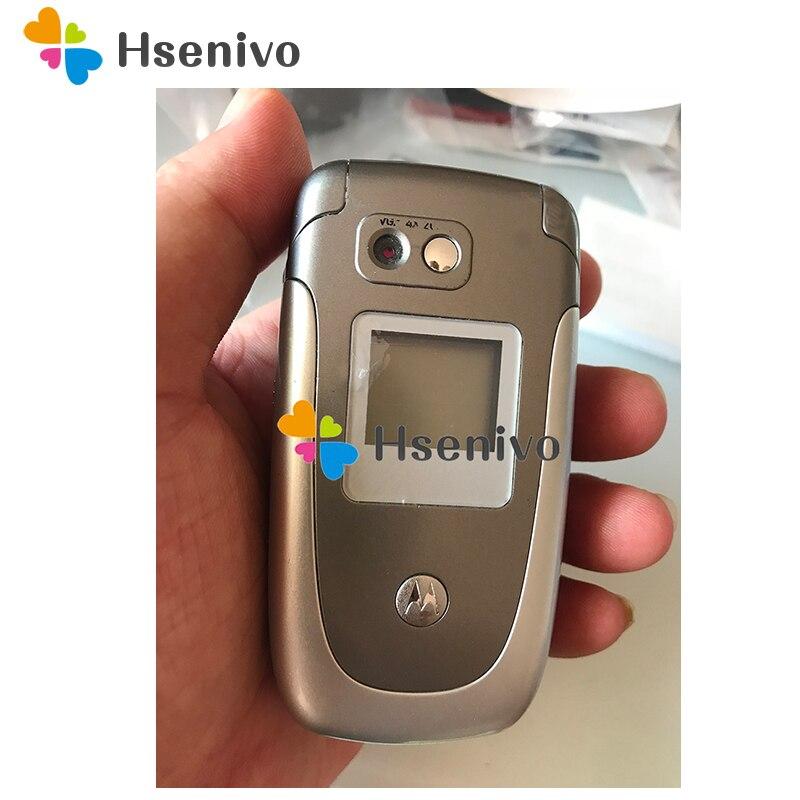V360 100% Original débloqué mode Motorola V360 téléphone portable téléphone portable avec la russie/langue arabe livraison gratuite