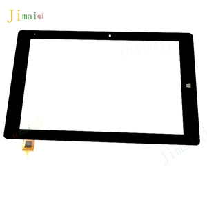Image 1 - Chuwi hi10 pro cw1529 용 10.1 인치 유리 패널 듀얼 pq64g42160804644 os windows 및 android 터치 스크린 디지타이저