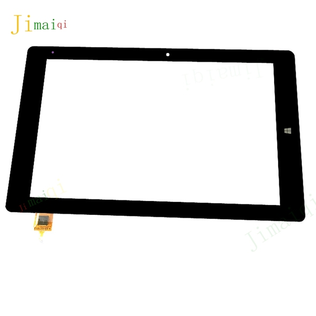 Chuwi hi10 pro cw1529 용 10.1 인치 유리 패널 듀얼 pq64g42160804644 os windows 및 android 터치 스크린 디지타이저