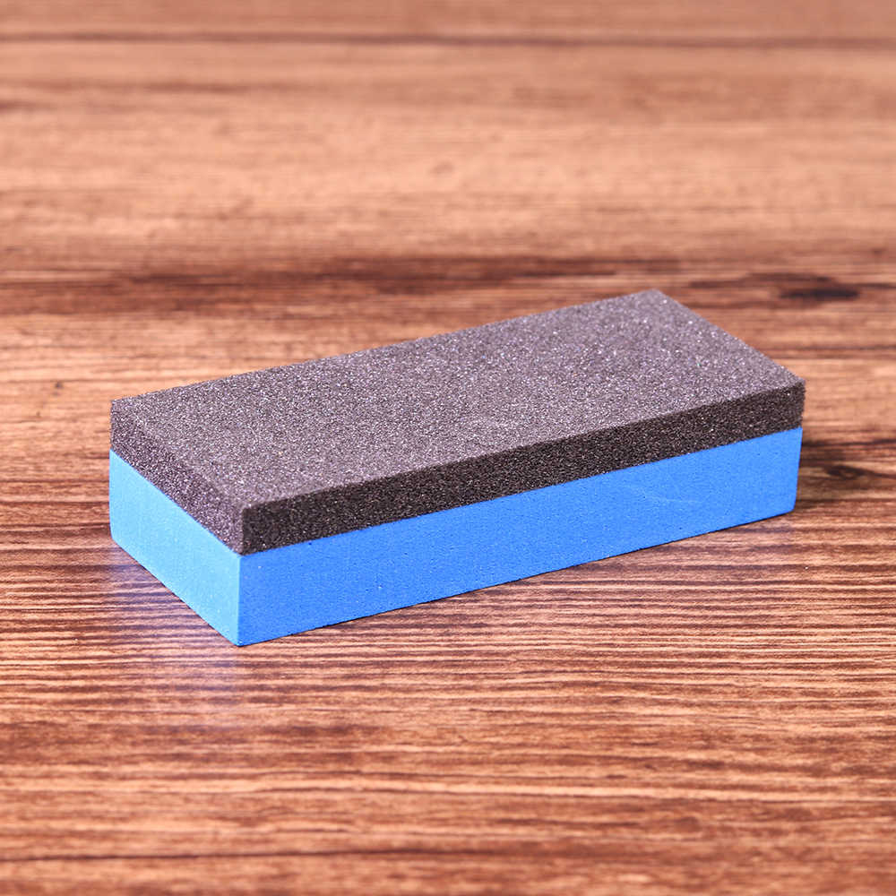 2 sztuk samochodów farba do ciała opieki związek pomocy usuwania do polerowania Gringding farby Scratch wklej gąbka narzędzie do czyszczenia