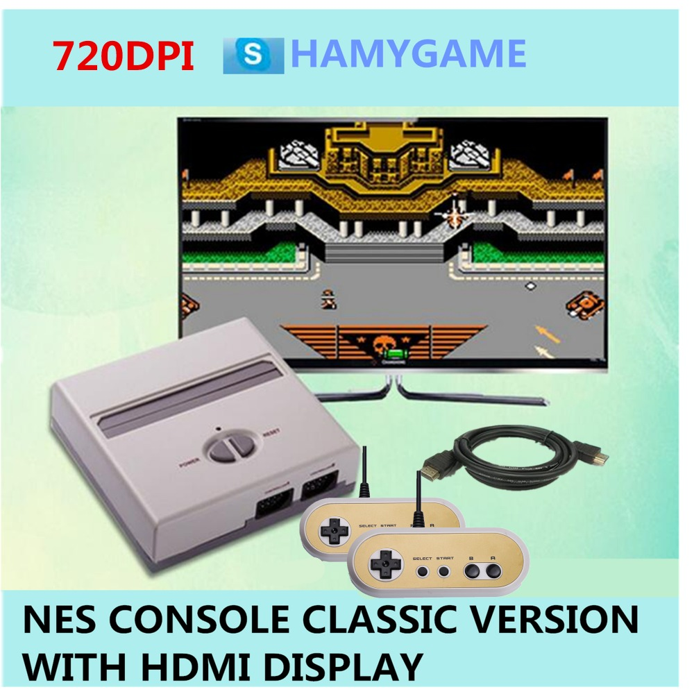 HIGH QUANTITY 8BIT RETROAD NES CLASSIC EDITION GAME CONSOLE WITH HDMI OUT INCLUDE 88IN1 GAMES WITH