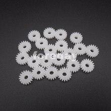 Model-Accessories Spur-Gear Modulus Plastic Gears--Fd270x20 Teeth-DIY 18T 20PCS Tight-Distribution