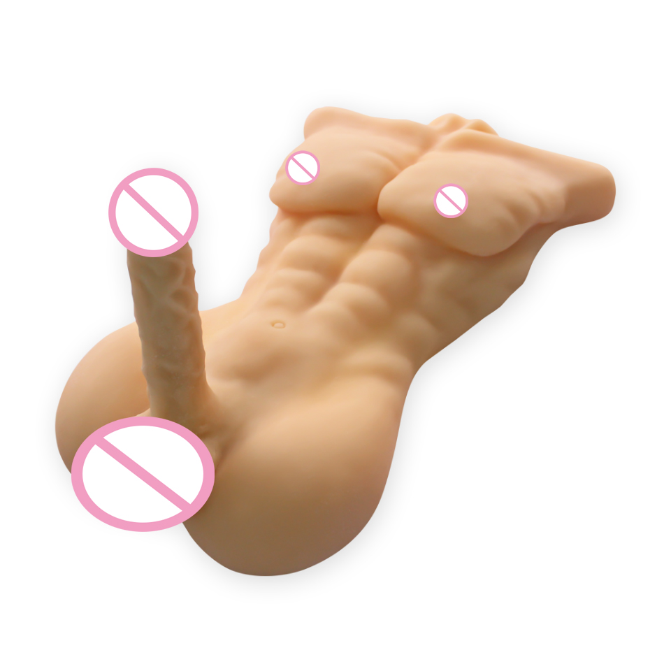 FREDPRCH Real silicone doll japanese Lifelike size male sex dolls for women gay male doll masturbation