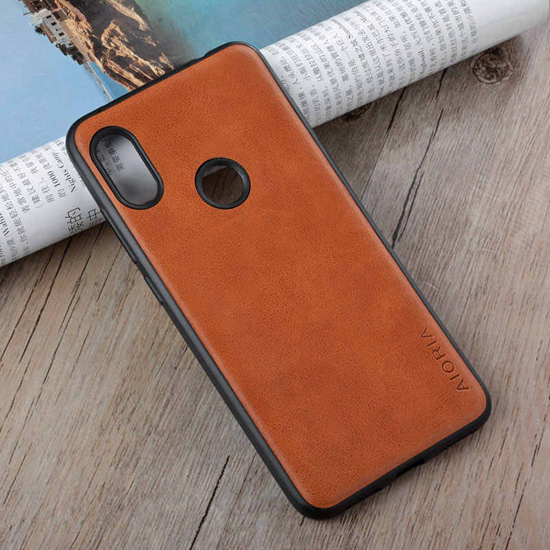 case for xiaomi redmi note 4 4x 5 5a 6 pro plus prime pocophone f1 funda Luxury Vintage leather phone case skin cover coque capa