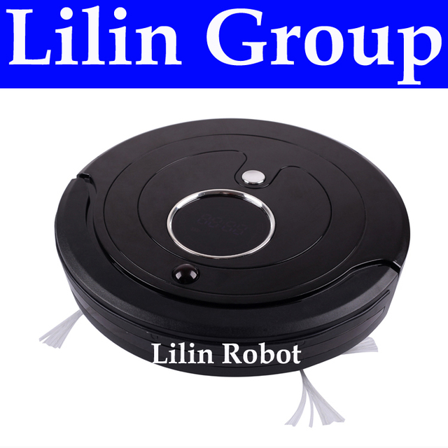 (Free to Russia)Most Advanced Robot Vacuum Cleaner,Multifunction(Sweep,Vacuum,Mop,Sterilize),Schedule,2 Side Brush,Self Recharge