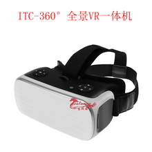 All-in-one Video Headset VR Box Virtual Reality 3D Glasses RK3288 2GB/16GB 5.5Inch TFT Screen 60Hz FPS 2.4G/5G WiFi
