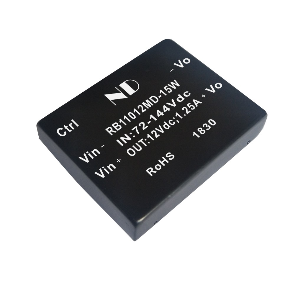 цена на 1pcs Industrial dc dc converter 110V to 5V 9V 12V 15V 24V 15W regulated isolated dcdc power module quality goods